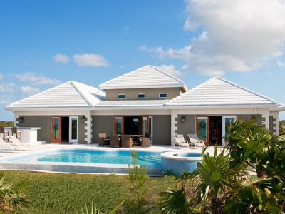 Photo for Unwind and Relax on North Caicos -  North Caicos Villa East