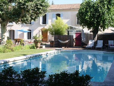 Photo for The Little Argensol - Charming house with swimming pool in Provence