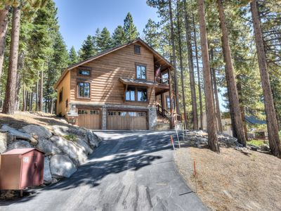 Photo for Incline Village Getaway with High End Finishes