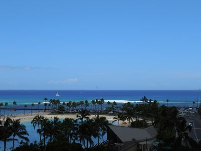 Photo for Stunning Ocean And Lagoon Views From The Entire Condo