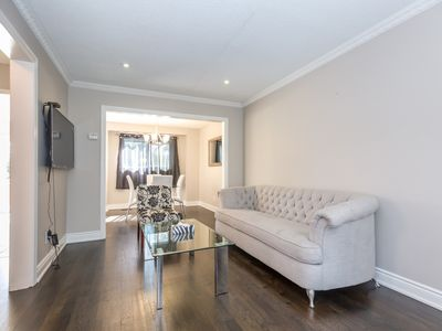 Photo for Beautiful & Spacious 4 Bedroom Home