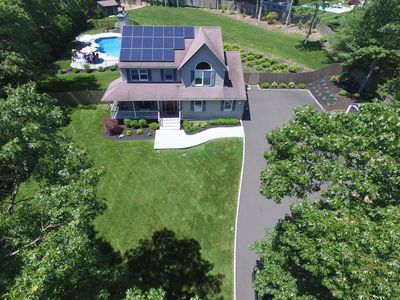Photo for Large Family Getaway w/ heated pool & bunk room