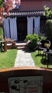 Photo for Apartment in residence a few steps from the center of San Teodoro.
