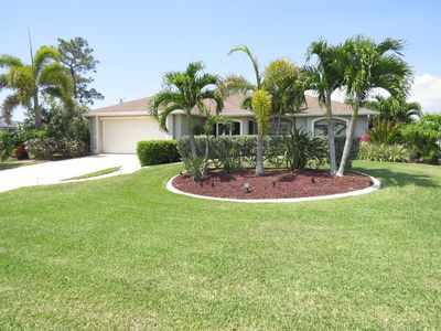 Beautifully landscaped private home