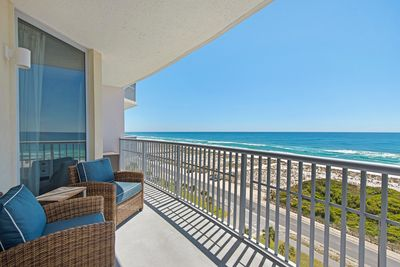 Emerald Dolphin 930 - Beautiful view - Gulf of Mexico from private balcony