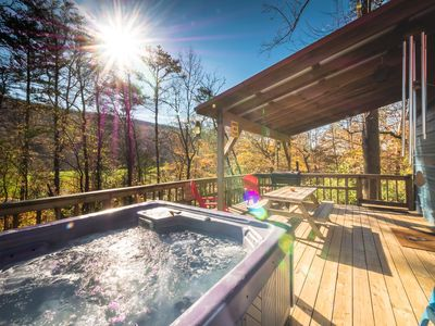 Photo for The Shed, Hot Tub and Pet Friendly, 50% Down To Reserve