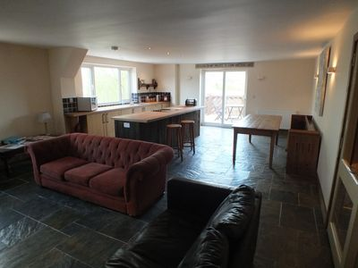 Photo for A Large Apartment on the Upper Peak Forest Canal with views of Kinder Scout