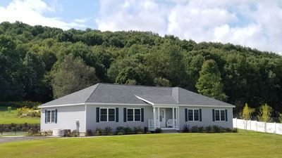 """Photo for """"Estates VI"""" 4 bed, 3 bath Ranch, Heated Pool. 7 Minutes to Dreams Park"""