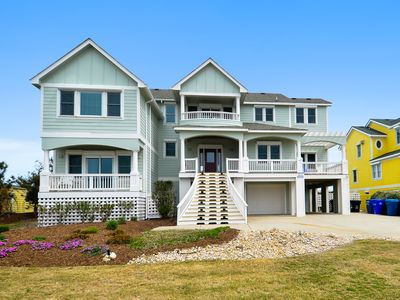 Photo for 3-2-1 Relax | Oceanfront | Four Seasons | Duck | Sleeps 22