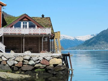 Vacation home Odda  in Nå, Western Norway - 4 persons, 2 bedrooms