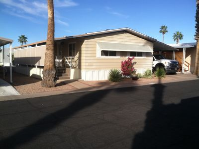 Photo for Mesa - 2Br/2Ba - 55+ Community * Modern-Clean-Safe-Quiet, 2 Pools-no smoking