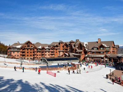 Photo for Ultimate ski-in ski out experience at Peak 7 located in Breckenridge CO.