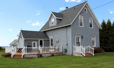 Peachy Pei Beach House On 14 Acres Oleary Download Free Architecture Designs Scobabritishbridgeorg