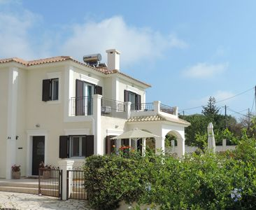 Photo for Villa With Private Pool, Stunning Views Of Sea And Mountain