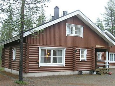 Photo for Vacation home Kiepinkulma a in Kittilä - 8 persons, 2 bedrooms