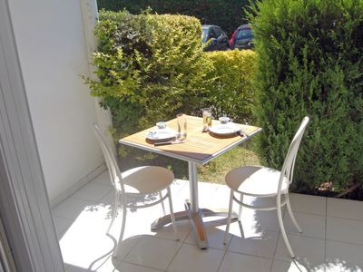 Photo for Apartment Les Jardins de l'Océan in Vaux Sur Mer - 4 persons, 1 bedrooms