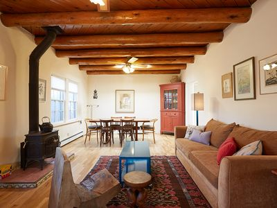 Photo for Beautiful Historic Home - Walking Distance to Railyard & Plaza