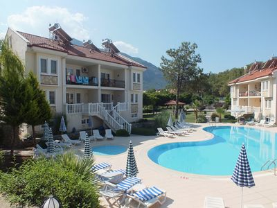 Photo for 2BR Apartment Vacation Rental in Hisaronu, Mugla