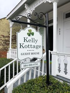 Kelly Kottage in Downtown Historic Natchez