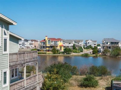 Photo for Salty Paws: Dog friendly home in Ocean Sands with a pool and hot tub and a rec room with pool table.