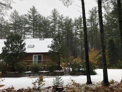 Photo for White Mountains Vacation Townhouse, great for families, specious, WiFi & cable!