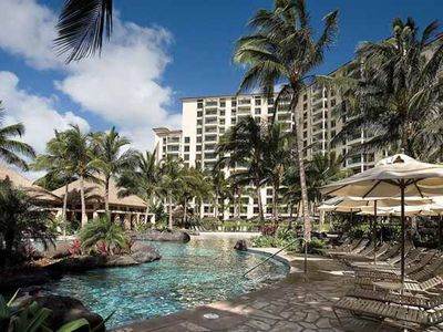 Photo for Marriott Ko'Olina Beach Club- Ocean View Two Bedroom Villa. Book now!