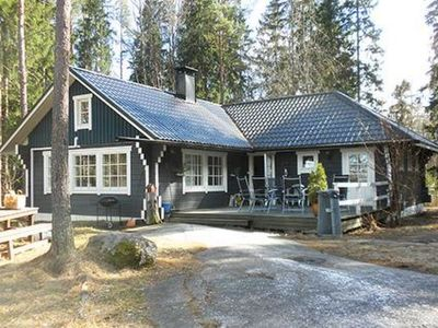 Photo for Vacation home Lohjanherra in Karjalohja - 10 persons, 2 bedrooms