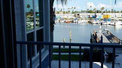 Photo for Beautiful Waterfront Condo in Madeira Beach Yacht Club