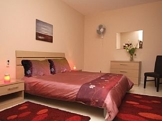 Spare Double Bedroom with A.C