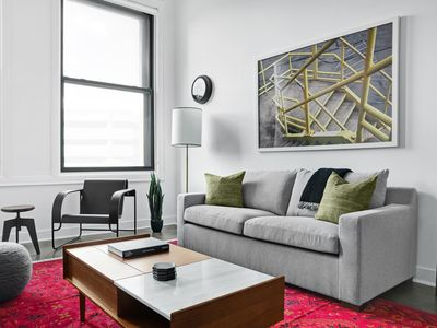 Photo for Beautiful 1BR | Gym | Downtown by Lyric