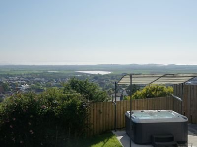 Photo for Down Cottage - Sea Views (Hot Tub included in price)