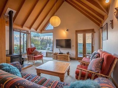 Photo for Evergreen Haven - Queenstown Holiday Home