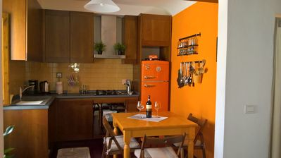 Photo for Little Loft, a sunny top floor apartment just minutes from Porta Romana Florence