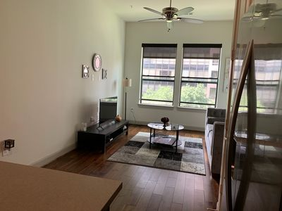 Photo for Luxury One Bedroom Apt located accross Galleria Mall