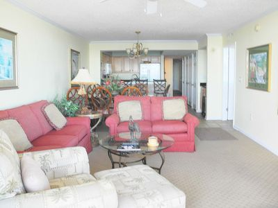 Photo for South Shore Villa Unit 805! Stunning Oceanfront Premium Condo. Book your get away vacation today!