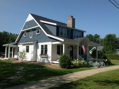 Charming Harbor Cottage 1  - Built July 2014