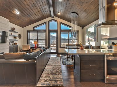 Photo for Contact us for Summer Savings! Must See Mountain Contemporary Remodel. Hot tub and Shuttle