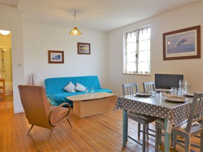 Photo for Nice apartment for 4 people with WIFI, TV and pets allowed