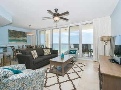 Photo for BEACHFRONT w/ PRIVATE BALCONY! Major UPDATES inside and out! In heart of Destin!