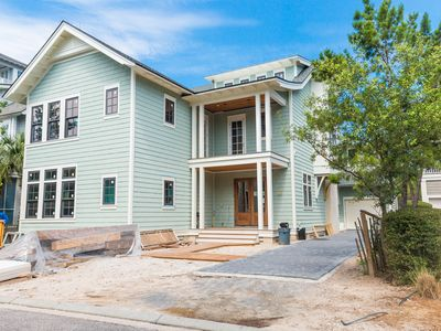 Photo for New Construction!  Heated Pool!  4 Passenger Golf Cart!  Outdoor Kitchen!