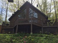 Great property, secluded, very well maintained. Enjoyed sitting on deck waiting birds