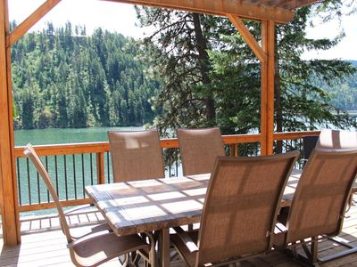 Photo for Incredible Waterfront Home on Lake Coeur d'Alene Near Downtown