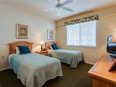 Photo for GREENLINKS GOLF VILLAS at LELY RESORTS, 1st floor, fully furnished, 2 BR, 2 bath