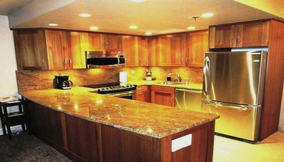 Photo for Wow! 8th Fl. Posh Remodel- 3 BEDS-Panoramic Ocean & Golf course Views-SLEEPS 5!!