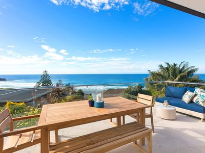 Photo for Ocean Vista Luxury Home at Curl Curl