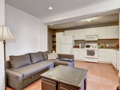 Photo for Apartment on the Park w/ off-street parking!