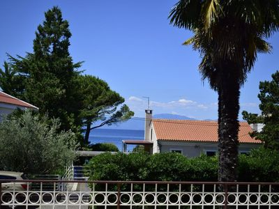 Photo for Holiday apartment Malinska for 4 - 6 persons with 2 bedrooms - Holiday apartment