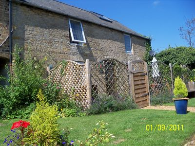 Photo for 2BR Cottage Vacation Rental in Yarwell