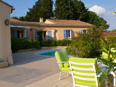 Photo for House with swimming pool in Drôme Provençale