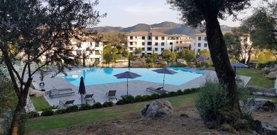 Photo for T3, Luxury Residence with pool and 2 tennis in Porto Vecchio
